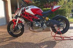 Spotcom Racing - Monster 696!