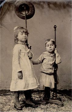 memento mori ~ both children are deceased
