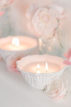 Mixing Bijou candles mimics breathing in a bouquet of fresh cut flowers.
