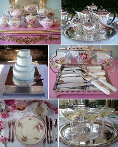 The Vintage Table Vintage Hire Tea For Two   Vintage Party Hire