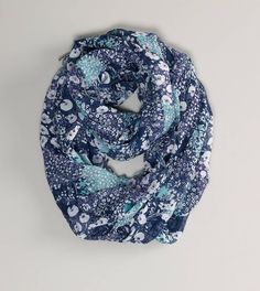 AEO Floral Loop Scarf- need some scarfs