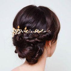 great vancouver wedding Palais Head Piece  #hairwreath  #vancouverwedding #vancouverwedding