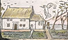 Time is running out for campaign to buy William Blake's home - The Blake Society is £400,000 short of the amount needed to turn the Sussex cottage in which the poet penned Jerusalem into an artists' space, visitors' centre & memorial. Blake cottage at Felpham.