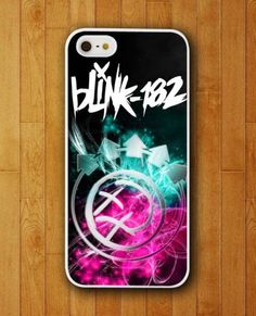 http://www.gajetto.nl Blink 182 Logo Galery Spreading Color iPhone Skin Protector for iPhone 4 4S 5 5S 5C ✿. ☻  ☻  ✿
