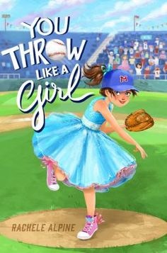 Cover image for You throw like a girl