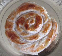 Desde la Cocina de Niu: Banitsa - Pastel de Queso Búlgaro