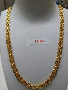 Gold Chains For Men Chain gold Navratnam Mens Gold Bracelets, Mens Gold Jewelry, Gold Chain Design, Gold Jewellery Design, Mens Chain Designs, Mens Neck Chains, Gold Finger Rings, Gold Jhumka Earrings, Gold Chains For Men