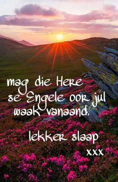 Lekker slaap Good Night Wishes, Good Night Quotes, Good Morning Good Night, Funny Qoutes, Cute Quotes, My Family Quotes, Greetings For The Day, Afrikaanse Quotes, Bible Images