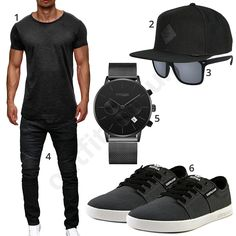 Stylishes Outfit mit Oversized Shirt und Cap (m0497) #outfit #style #fashion #menswear #mensfashion #inspiration #shirt #cloth #clothing #männermode #herrenmode #shirt #mode #styling #sneaker #menstyle