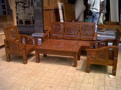 furniture jepara minimalis by istana amalia putra