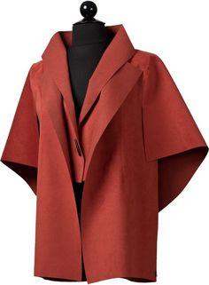 Замшевые почистить пиджак Тереза Мария Widuch (искусственная замша куртка) | искусный дом