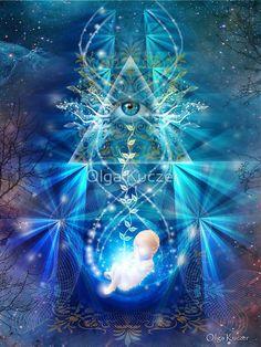 "'""Revival"" - Eye of Osiris - Sacred Geometry' by art-by-angels Sacred Geometry Art, Sacred Art, Geometry Tattoo, Eye Of Osiris, Psy Art, Tatoo Art, Visionary Art, Psychedelic Art, Fractal Art"