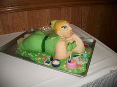Remember kids, the most important thing is: mommy tried.Mommy clearly failed though, so please eat your birthday cake from Costcowhile she broodsover theseepic baking fails.It looks like Tinkerbellhas been eating the cake, not…