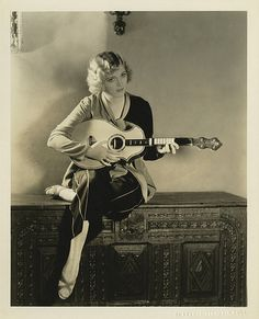 Marion Davies by Clarence Sinclair Bull