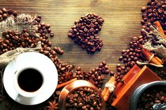 """Into coffee? Good news - this so-called """"bad habit"""" is actually chock full of health benefits. http://blog.lef.org/2014/02/coffee-healthy-drink-or-bad-habit.html #coffee #nutrition"""