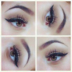 Maquillaje ojos para el diario