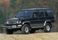 Toyota Global Site | Land Cruiser - Model 70 Series