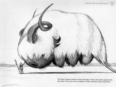 Original concept of Air Bison
