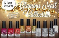 .Russkajas Beauty.: Preview - Rival de Loop Glamour Nail Collection De...