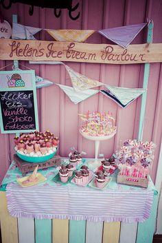 Vintage Cake Pops Ice Cream Parlour by kbo, via Flickr