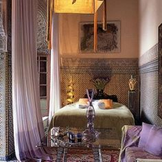 Sophisticated, eclectic, subtle and beautiful are words to best describe the Riad Enija, a boutique hotel in Marrakech, Morocco.