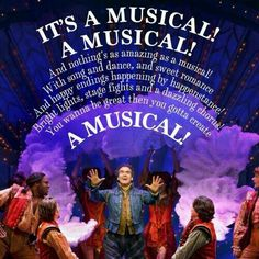 """""""Something Rotten"""" on Broadway! I would love to see this ❤"""
