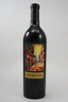 Fess Parker The Big Easy Red Blend 2010 750ml