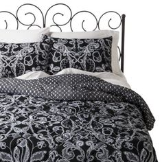 Xhilaration® Lace Reversible Comforter Set