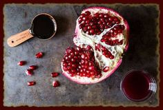 The Rosh Hashanah Seder Plate Granada, Food Meaning, Pomegranate Recipes, Pomegranate Seeds, Spicy Sauce, Jewish Recipes, Food Test, Perfect Food, Food 52