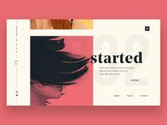 Random Layout by Abhishek Jha - Dribbble design Random Layout Design Websites, App Design, Layout Design, Web Design Mobile, Website Design Layout, Logo Design, Web Layout, Banner Design, Typography Design Layout