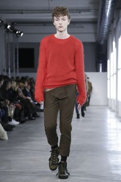 Nº21 Menswear Fall Winter 2016