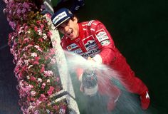 """""""There is a great desire in me for improving... getting better. That makes me happy. Every time I feel I am slowing down my learning process - my learning curve is getting flat or whatever - then it doesn't make me very happy. And that applies not only as a racing driver, but also as a man..."""" —Ayrton Senna"""