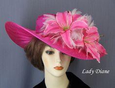 Women's Hats, Derby Hats, Fashion Hats - Lady Diane Hats