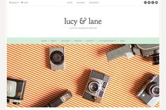 Customizable WordPress Theme   angiemakes.com