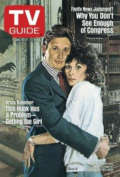 History Of Television, Vintage Television, Bruce Boxleitner, Vintage Tv, Vintage Stuff, Vintage Antiques, Kate Jackson, Old Tv Shows, Tv Actors