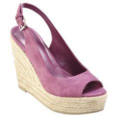 Target Mossimo® Primrose Espadrille Wedge Sandals - Raspberry