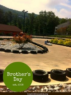 Family Traditions - we celebrate Brother's Day!