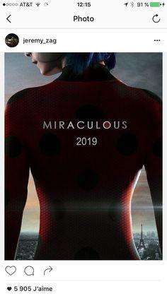 Movie poster on Jeremy Zag's Instagram. Movie coming in 2019!!