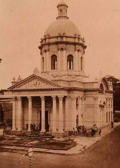 Panteon nacional de los heroes 1930