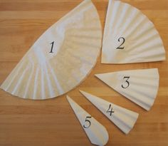 Coffee Filter Flower Tutorial (steps 1-5) final