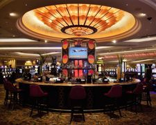 Fusion - Lounges - Nightlife - The Palazzo Las Vegas - Resort Hotel Casino    Featured drinks include both mojitos and caipirinhas. So this is going to be my favorite bar