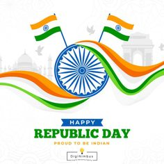 Let's salute our great country on Republic Day and Rejoice in the glory of India and it's freedom fighters on this Republic Day. wishes you all a very Happy Republic Day! Best Email Marketing, Digital Marketing, Business Marketing, Republic Day India, Whatsapp Dp Images, Wish Quotes, Happy Independence Day, Freedom Fighters, Day Wishes