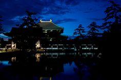 東大寺 at Nara.