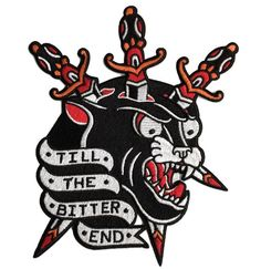 'Till The Bitter End' Patch – Few and Far Collective: