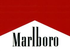 This is Malboro country. Logos, Logo Branding, Branding Design, Logo Design, Custom Design, Graphic Design, Marlboro Logo, Jdm Stickers, Racing Stickers