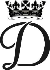 Royal Monogram of Princess Diana of Wales. This Day in History: Jul 29, 1981: Prince Charles marries Lady Diana