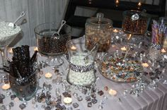 Blinged Out Party Favors | Here are some random photos of the night, enjoy!