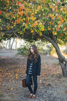 Casual Fall Outfits with Sperry + You're Invited! Casual Fall Outfits, Winter Outfits, Cute Outfits, Preppy Southern, Autumn Winter Fashion, Winter Style, Fashion Dresses, Womens Fashion, Sperrys Outfit