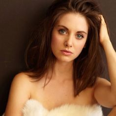 Allison Brie --Trudy Campbell -- MadMen.  One of my favorite characters! she's also gorgeous!
