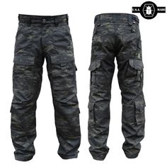 MultiCam Black Kitanica All Season Pants.